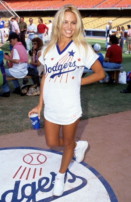 Hollywood All-Stars Charity Baseball Game - August 22, 1992