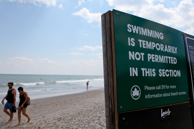 Swimming-prohibited-at-Beach-86th-street